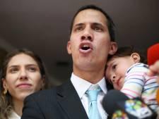 Interim-president Venezuela: politie intimideert mijn gezin