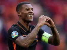 Wijnaldum vraagt om hulp UEFA bij racisme: 'Ik sluit nog steeds niet uit dat ik van het veld loop'