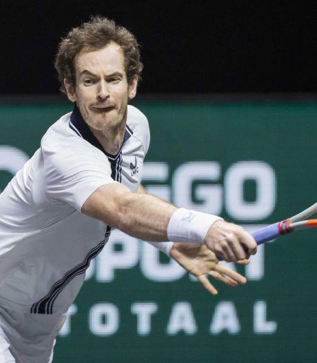 Andy Murray, blessé à l'aine, déclare forfait pour le Masters 1000 de Miami