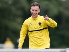 Vroegh moet meer vlieguren maken bij Vitesse: 'Ik moet aanvallend denken'