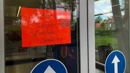 Spontane staking uitgebroken in minstens 79 Lidl-winkels