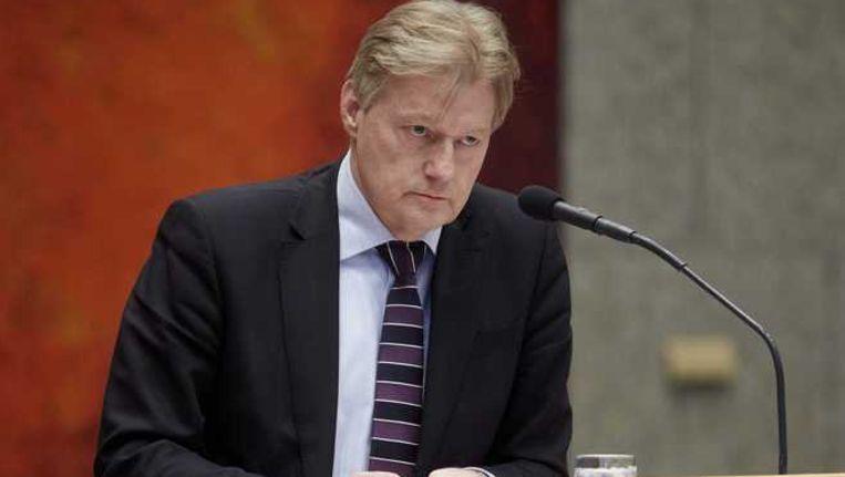 Staatssecretaris Martin van Rijn (Volksgezondheid) Beeld anp