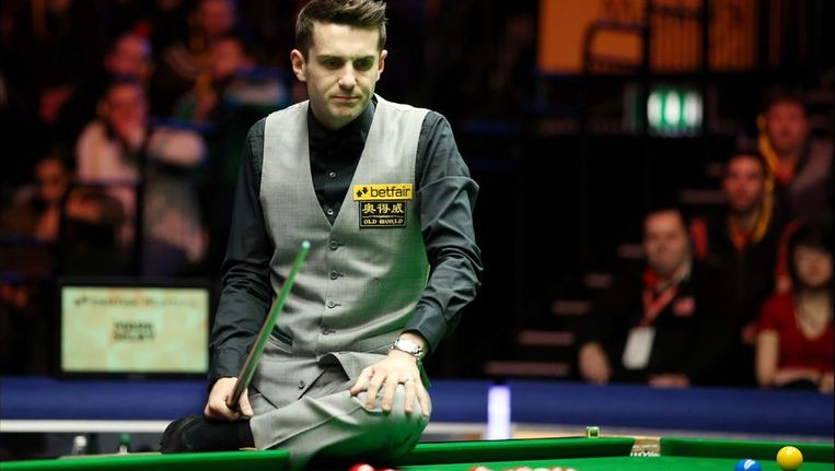 Mark Selby. Beeld PHOTO_NEWS