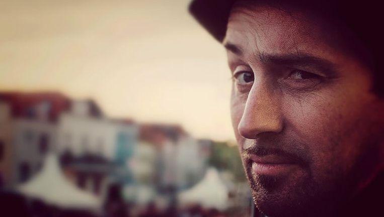 Willem Friede, toetsenist van de New Cool Collective. Beeld Rory Ronde