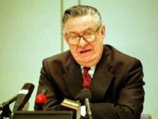 Fons Verplaetse, gouverneur honoraire de la BNB, est décédé