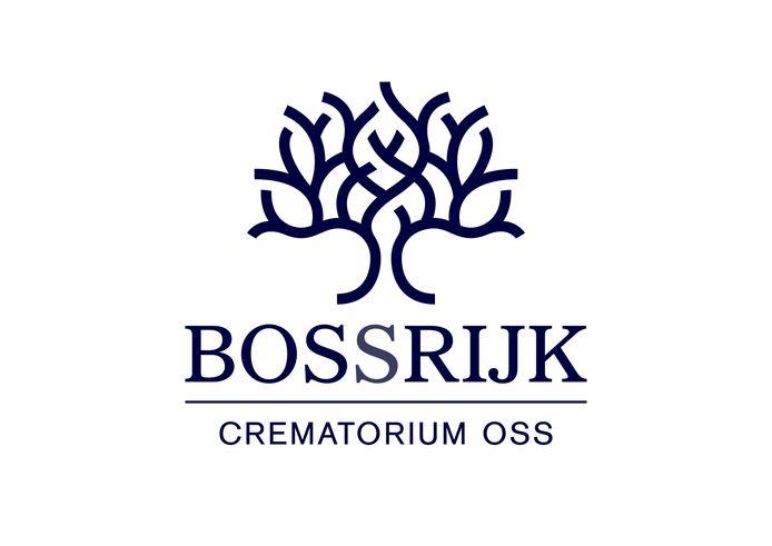 Het logo van het toekomstige crematorium.