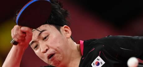 Commentator ontslagen na racistische opmerking over Zuid-Koreaanse tafeltennisser