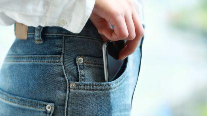 Aha: daarvoor dient dat kleine zakje in je jeansbroek