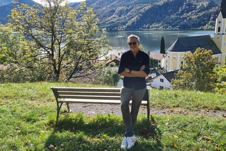 Gilles De Coster in Duitsland Beeld Play