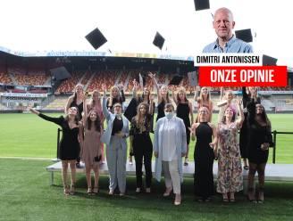 ONZE OPINIE. De klas van 2021 mag in de eerste plaats trots zijn op zichzélf