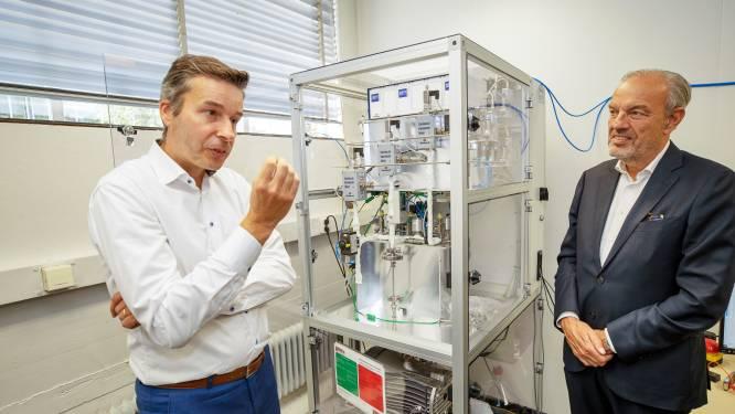 CO2 vangen en hete chips koelen; deze Eindhovense startups gaan naar 's werelds grootste techbeurs