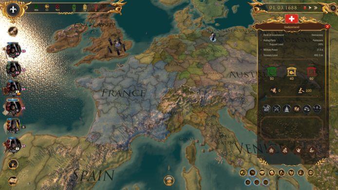 Heel Europa komt in de greep van je schaduwmacht in 'Secret Government'.