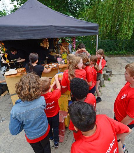 Laatste schooldag op de Ariënsschool in Haaksbergen: een onvergetelijk definitief einde