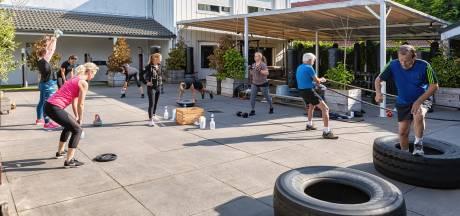 Oosterhoutse sportschool komt in actie voor opening: 'Met goede conditie beter bestand tegen virus'