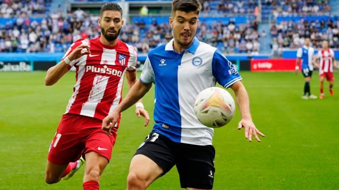 Football Talk. Carrasco en Atlético lijden eerste competitienederlaag - Batshuayi raakt speelklaar voor duel met Ajax