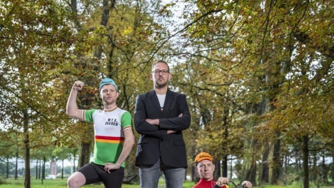 """Joost Van Hyfte gaat samen met wielerdieren Christophe Vandegoor en Jelle Cleymans op zoek naar de magie van de koers: """"Het geheim zit hem in de heroïsche verhalen"""""""