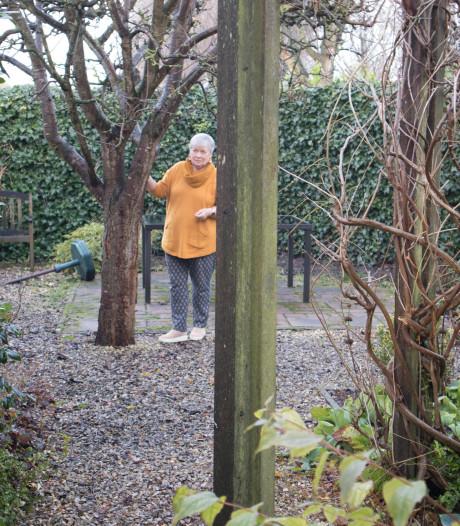 'In de tuin ben ik even in een andere werkelijkheid'