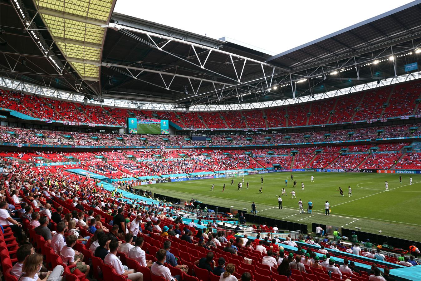 Wembley.
