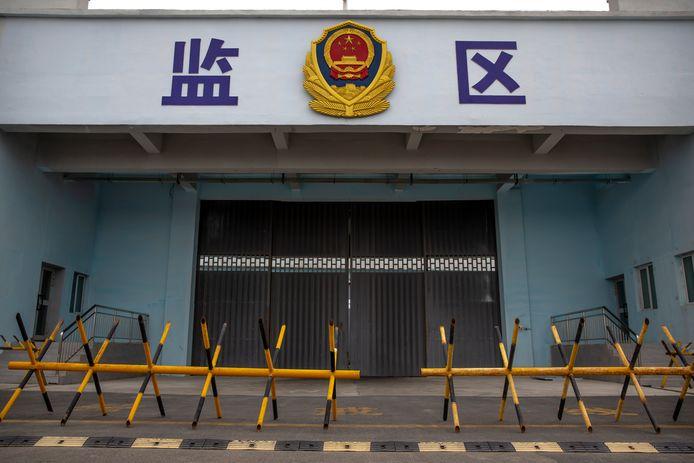 Gevangenis Urumqi No. 3 in Xinjiang, in het westen van China. 'Een tripje naar Xinjiang boek je niet bij D-reizen.' Foto ter illustratie.