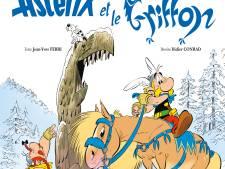 """""""Astérix et le Griffon"""", voyage dans l'Est chez les Sarmates"""