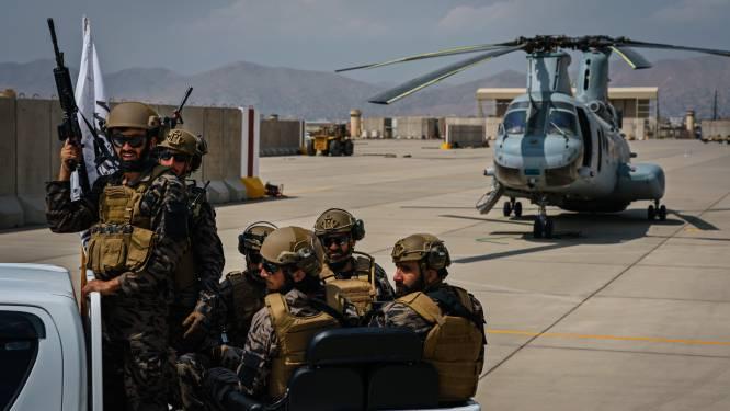 Taliban escorteerden Amerikanen in het geheim naar luchthaven Kaboel