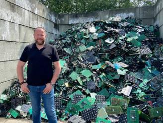 Er zit geld in je kapotte laptop: recyclagebedrijf  betaalt tot meer dan 100 euro per stuk voor afgedankte elektronica