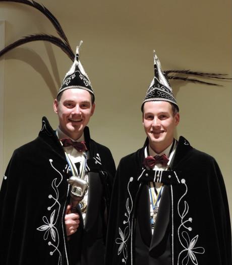 Prins Dennis is de nieuwe heerser over het Knorrepottenrijk Haren