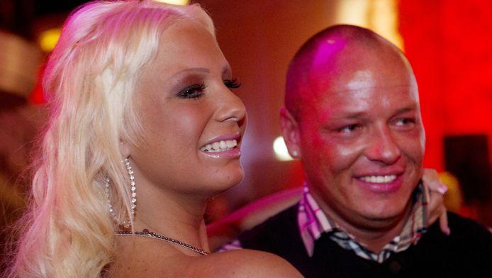 Barbie met haar man Michael