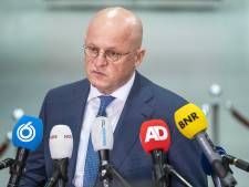 Grapperhaus: 'We gaan schade verhalen op plunderaars en vernielers'