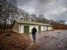 Geen bommen, maar gezinnen in de bunkers van Alverna