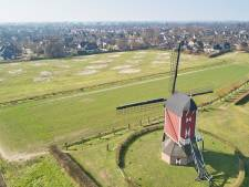 Strijd om de ruimte in het Geffense Veld: 250 woningen zorgen voor zorgen bij omwonenden en molenaar