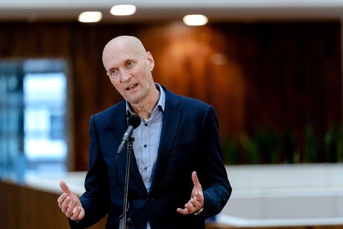 Ernst Kuipers, voorzitter van het Landelijk Netwerk Acute Zorg.