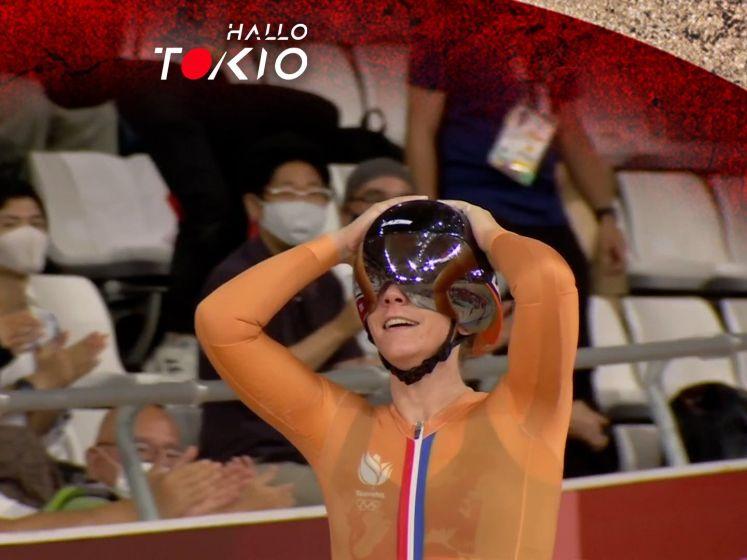Bekijk hier de gouden sprint van Shanne Braspennincx