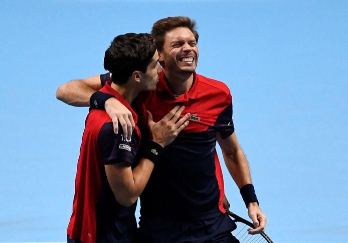 Lauréat de tous les tournois du Grand Chelem en double et de la Coupe Davis, Nicolas Mahut s'est transformé en organisateur de tournois virtuels.