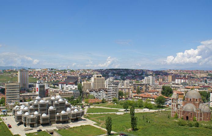 Pristina is de hoofdstad van de Republiek Kosovo.
