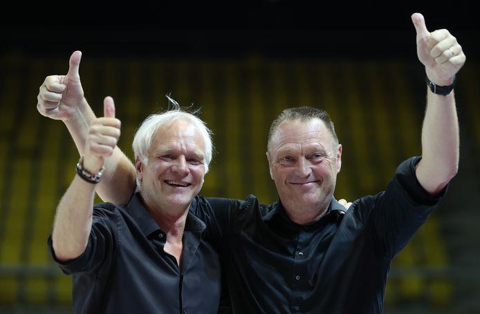 Pierre Cornia en Philip Mestdagh.