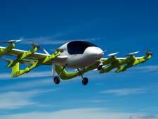 Google-oprichter test vliegende taxi's in Nieuw-Zeeland
