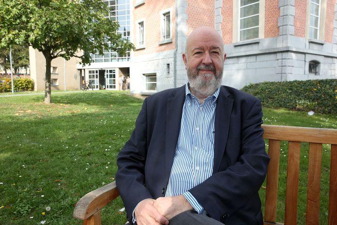Burgemeester Marc Snoeck (Vooruit)