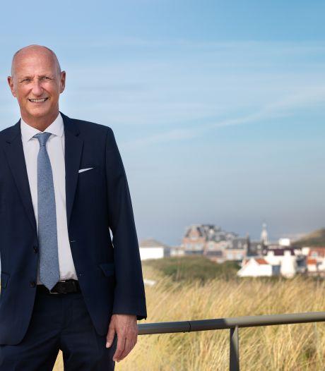 Wandelen met de Veerse burgemeester om de problemen te bespreken