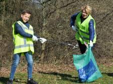 Ruim 150 vrijwilligers op de bres tegen zwerfvuil in Tubbergen