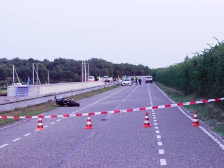 Motorrijder verongelukt op Brouwersdam bij Scharendijke