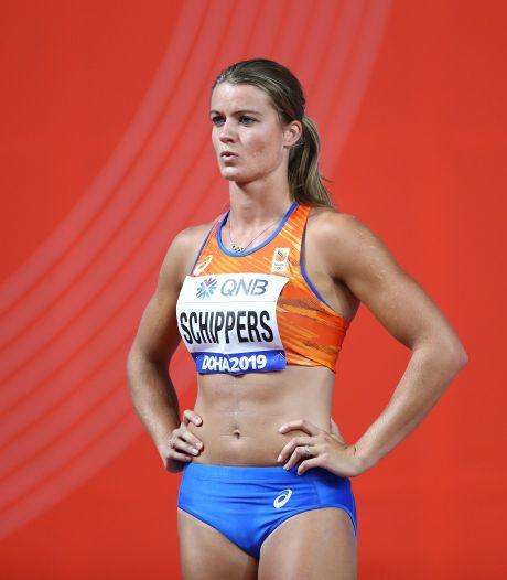 Bennema na afmelding: 'Ik kan nu echt niet zeggen of Dafne start op de 200m'