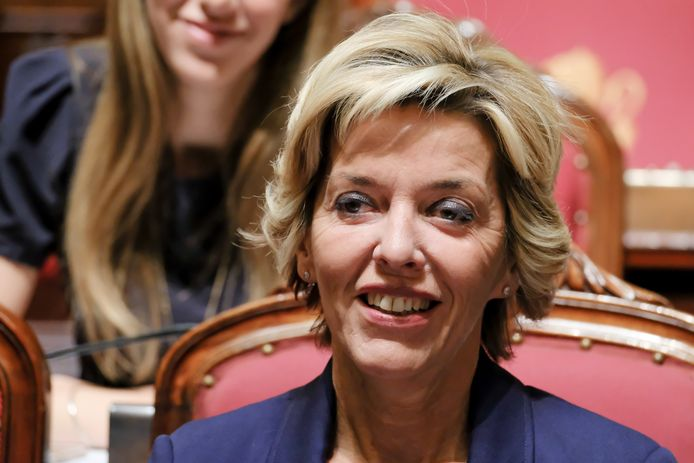 Carina Van Cauter.
