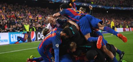 """Nouvel exploit pour le Barça? Six """"remontadas"""" de légende"""