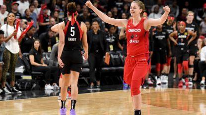 Uitmuntende Meesseman gidst Washington Mystics naar WNBA-finale, zélfs LeBron James is onder de indruk
