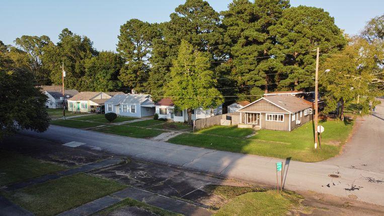 Hope, Arkansas, een stadje met bijna 10.000 inwoners. Beeld Sergio Avellaneda