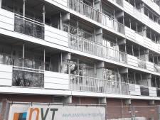 Megaklus: 16 verdiepingen tellende Tilburgse flat krijgt een nieuwe gevel