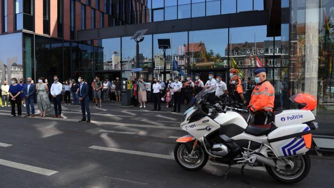 Minuut stilte in Leuven op Dag van Nationale Rouw