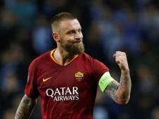 Clubicoon De Rossi verlaat AS Roma na 18 jaar