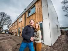 Voor deze duurzame woning moet je eerst solliciteren bij een selectiecommissie van drie man